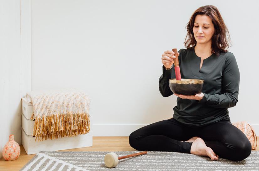 mindfulness ik doe yoga
